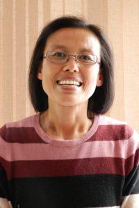 Photo of Yuen Ngo, VP Parent Engagement